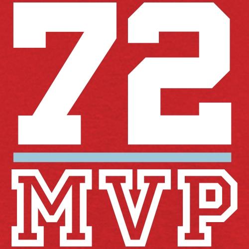 1972 MVP D - Men's T-Shirt