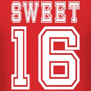 sweet 16 - Men's T-Shirt