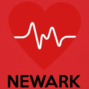 Heart Newark - Men's T-Shirt