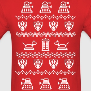 Timey Wimey Sweater - Men's T-Shirt