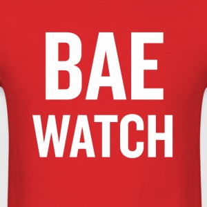 Bae Watch White - Men's T-Shirt