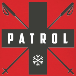 SKI PATROL - Men's T-Shirt