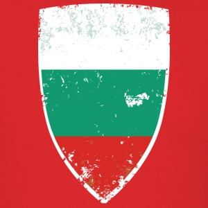 Flag of Bulgaria - Men's T-Shirt