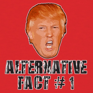 Alternative Fact # 1 - Men's T-Shirt