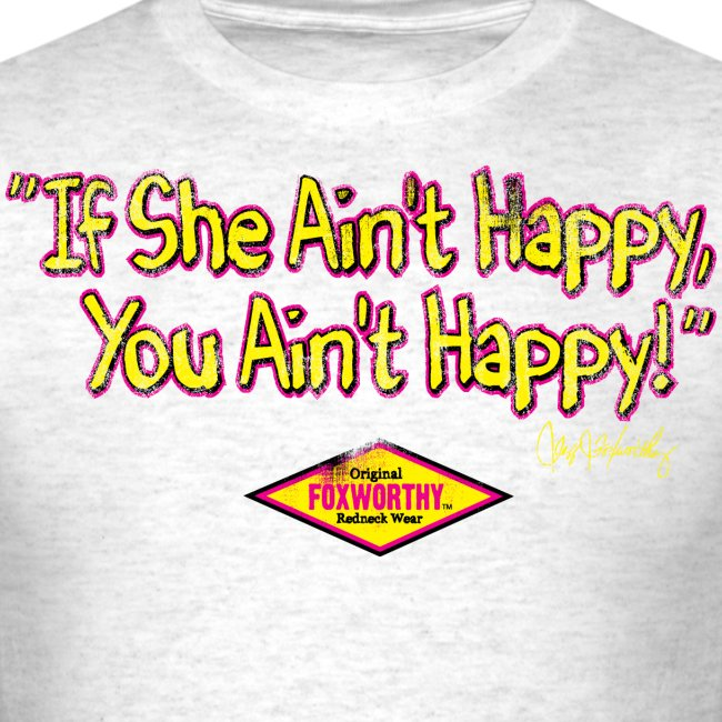if she aint happy01