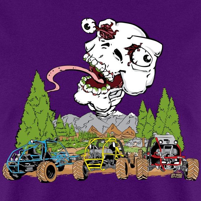 Tri Buggy Cartoon