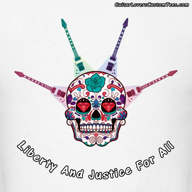 LibertyJustice by GuitarLoversCustomTees png