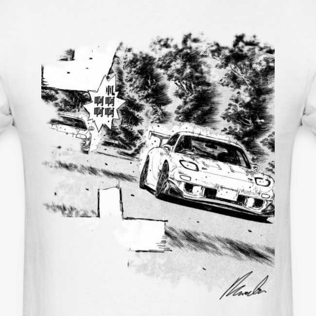 Initial-D Fall Collection: Night Races