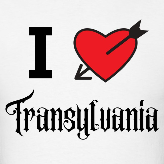 I love Transylvania