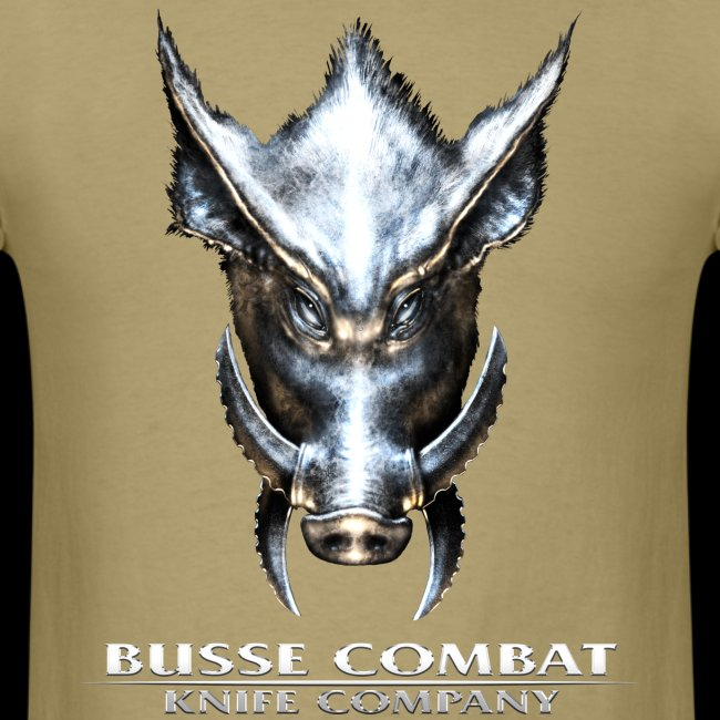 Busse Combat Light Text