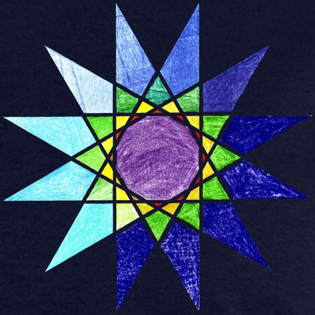 12pt Star