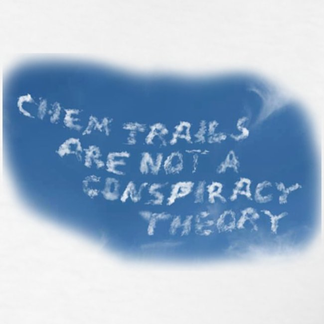 Chemtrails are not a conspiracy theory png