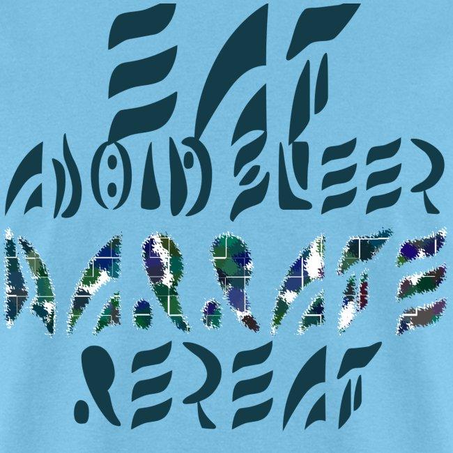 Eat Sleep Narrate Repeat
