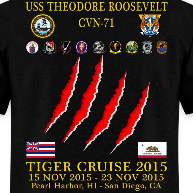 TR 2015 TIGER CRUISE
