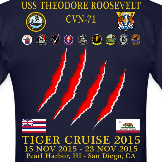TR 2015 TIGER CRUISE