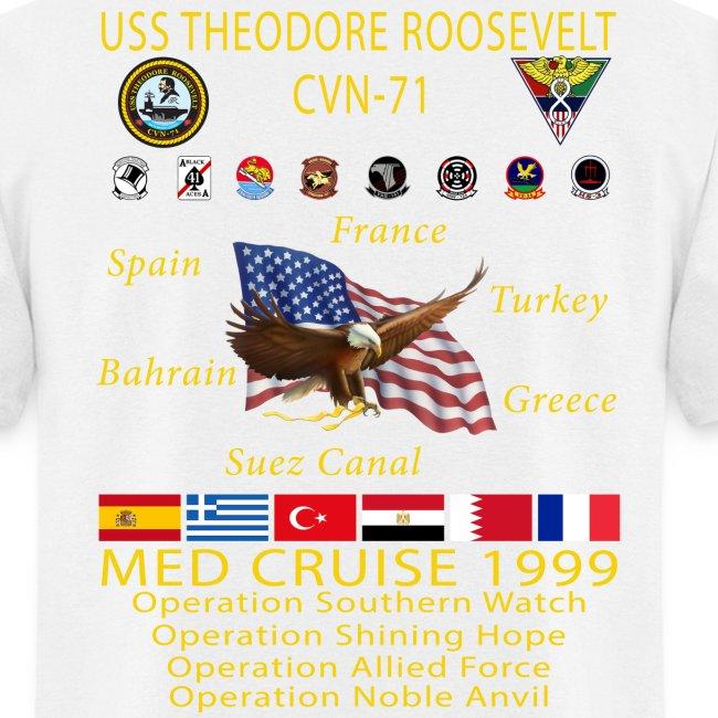 TR Cruise Shirt MED CRUIS