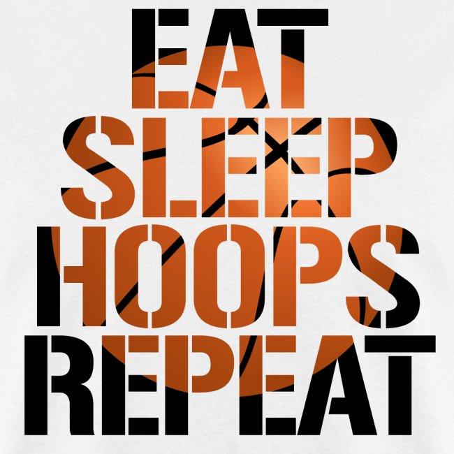 eat sleep hoops repeat