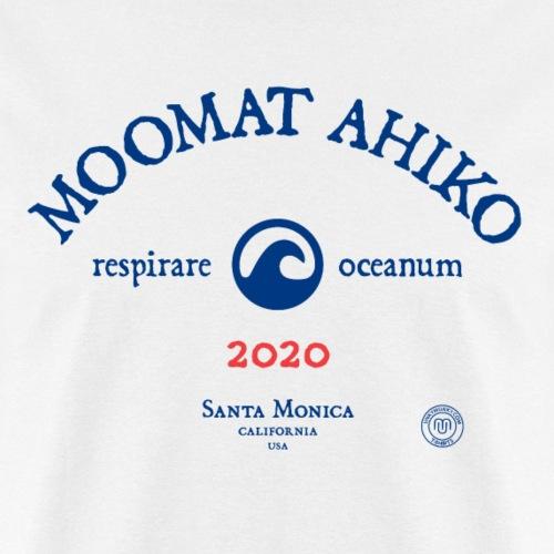 Moomat Ahiko DODGERS - Men's T-Shirt