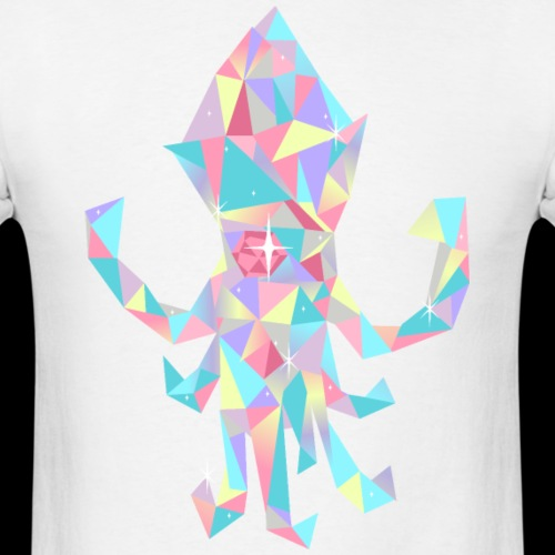 GEM SQUID - Men's T-Shirt