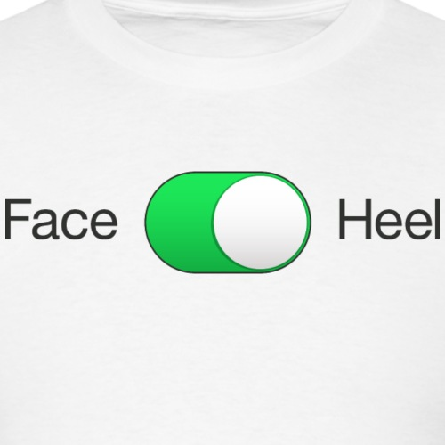 iHeel 2 - Men's T-Shirt