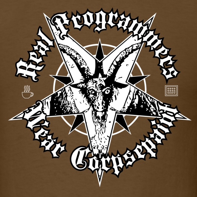 real programmers wear corpsepaint01