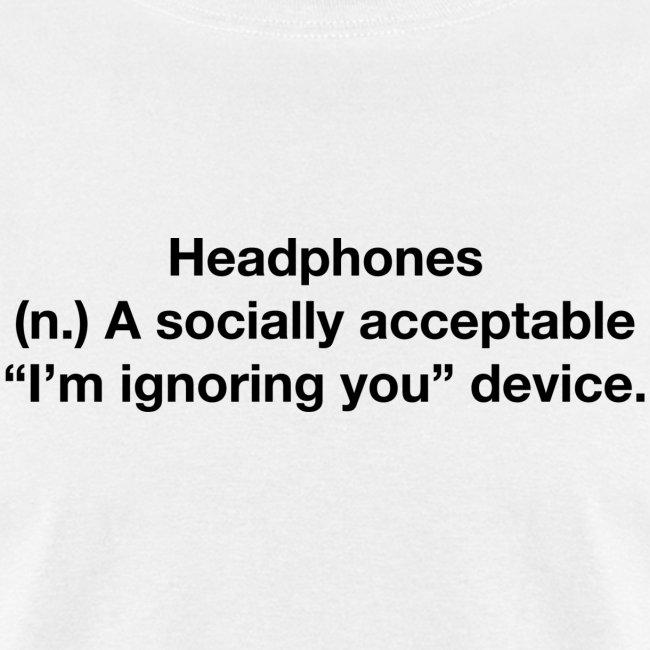 HPH ignoring