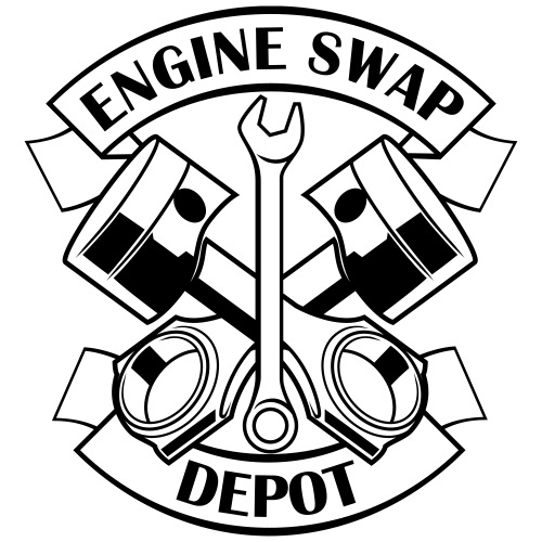 Engine Swap Depot - Men's T-Shirt