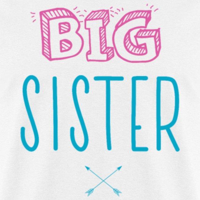 Big Sister Announcement Little