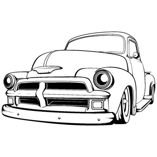 1954 Custom Truck