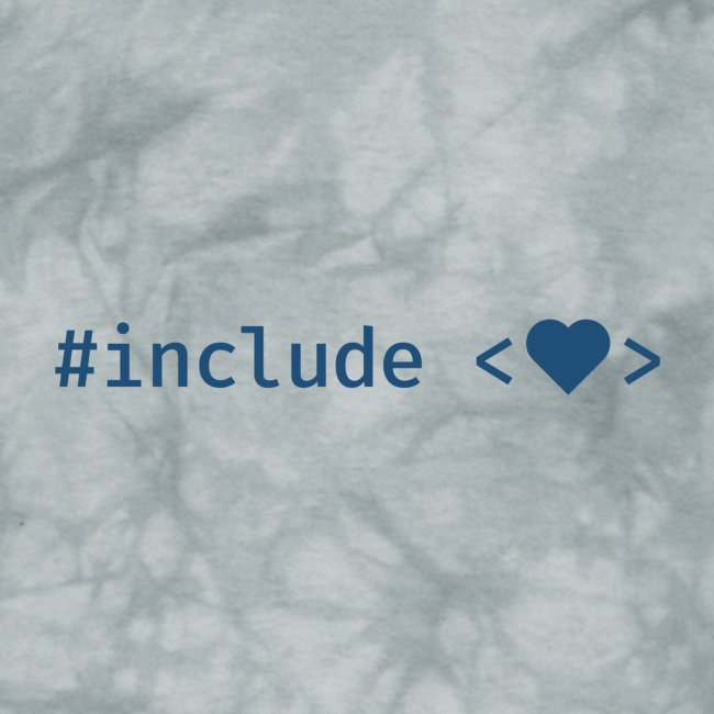 Include Heart (Light Background)