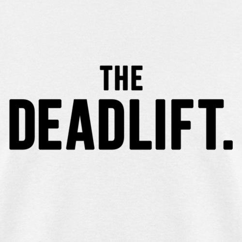 the deadlift official - Men's T-Shirt