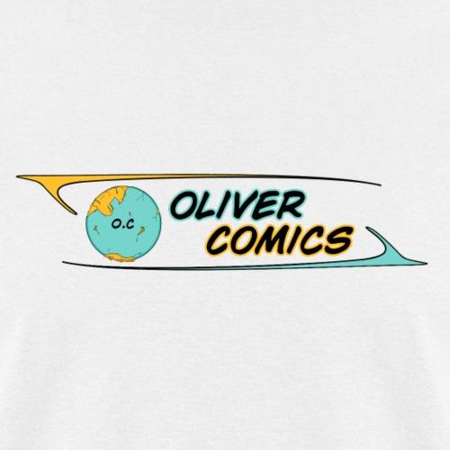 OLIVER COMICS v2 - Men's T-Shirt