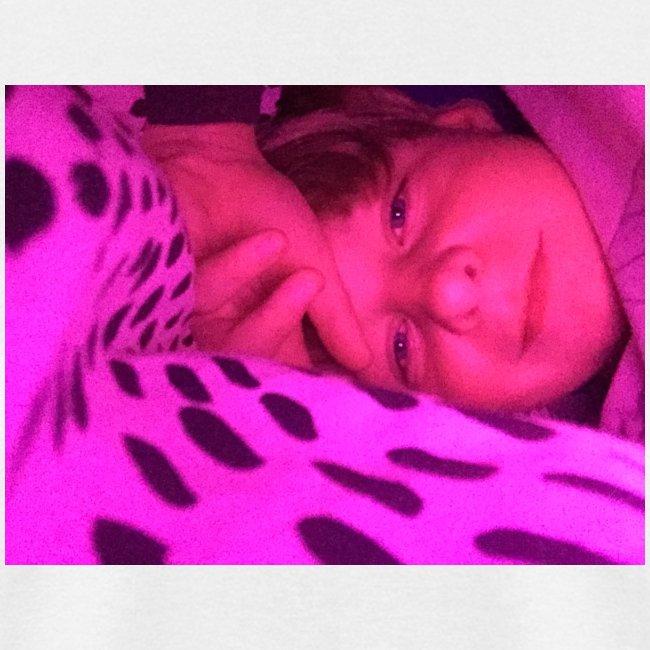 Purple under my bed