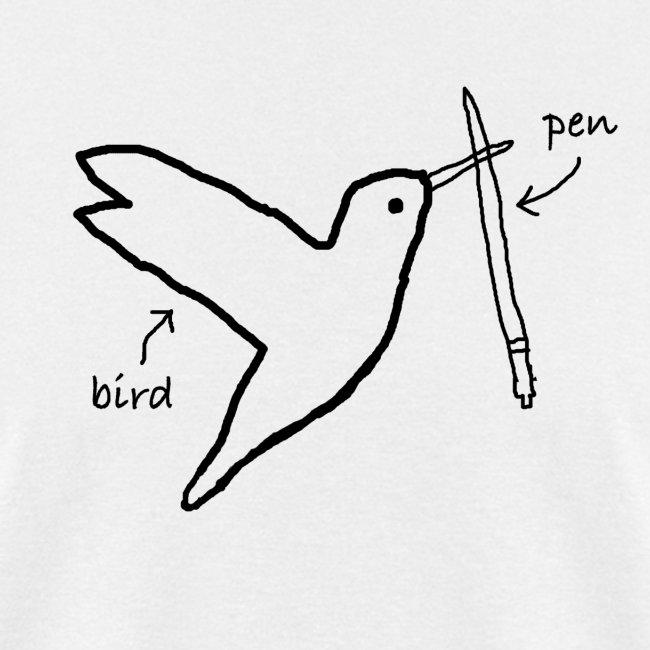 Rebellious Birdie