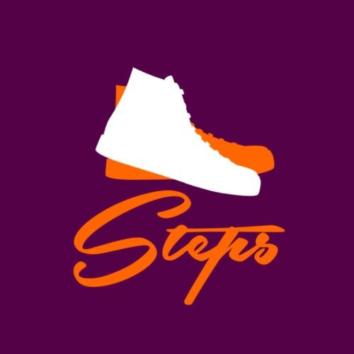 steps_logo1 - Men's T-Shirt