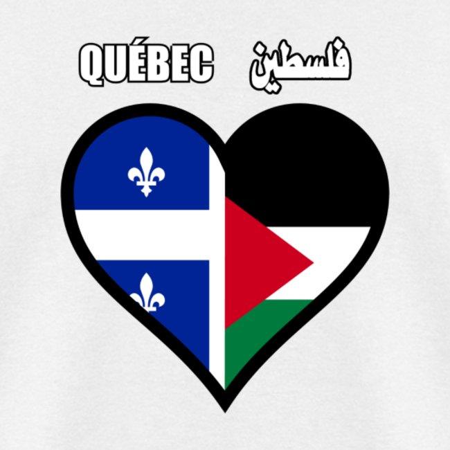 Québec - Palestine فلسطين