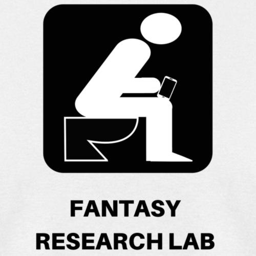 FANTASY .RESEARCH LAB - Men's T-Shirt