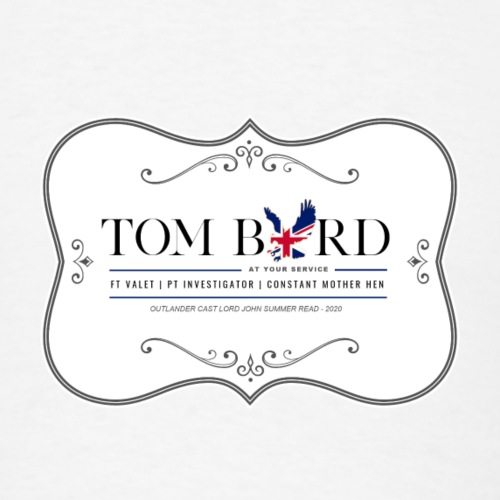 Tom Byrd - At Your Service - Men's T-Shirt