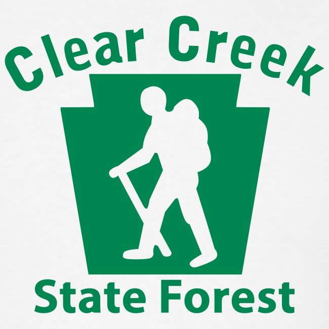Clear Creek State Forest Keystone Hiker male