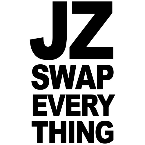 JZ Swap Everything - Men's T-Shirt