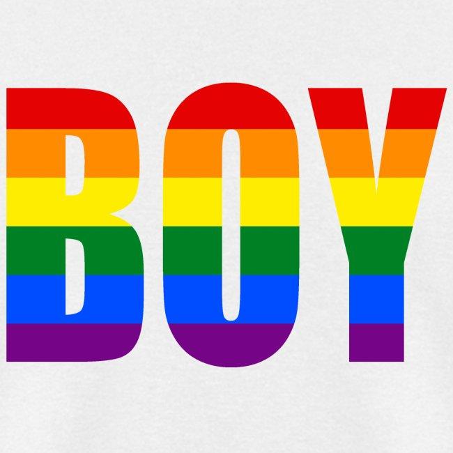 BOY PRIDE - No.001