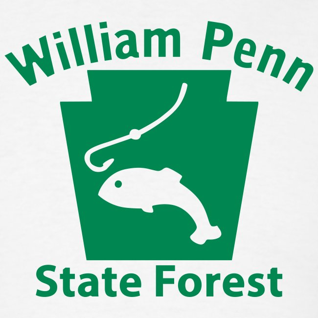 William Penn State Forest Fishing Keystone PA