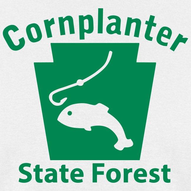 Cornplanter State Forest Fishing Keystone PA