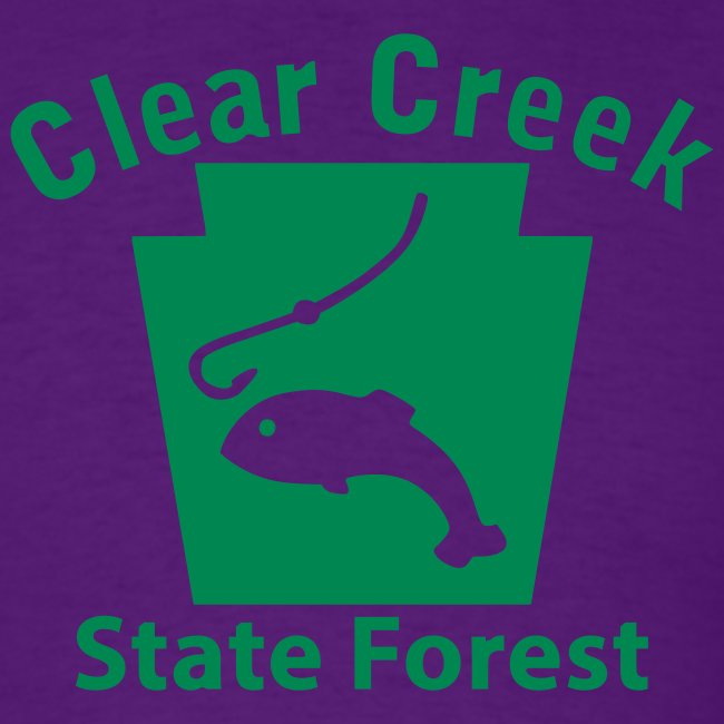 Clear Creek State Forest Fishing Keystone PA