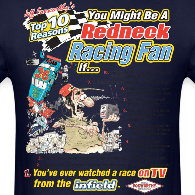 racing white only