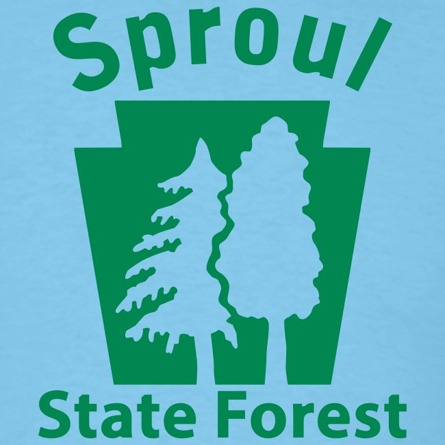 Sproul State Forest Keystone (w/trees)