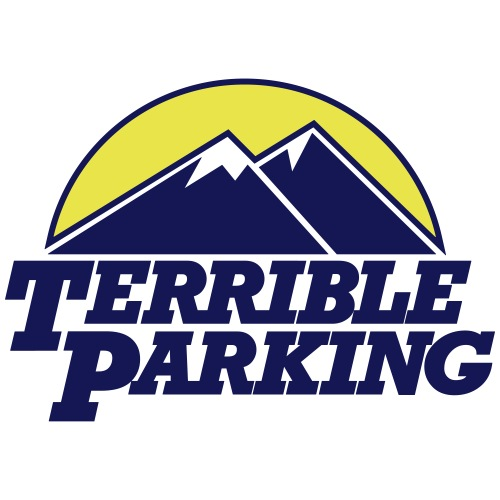 Terrible Parking - Men's T-Shirt