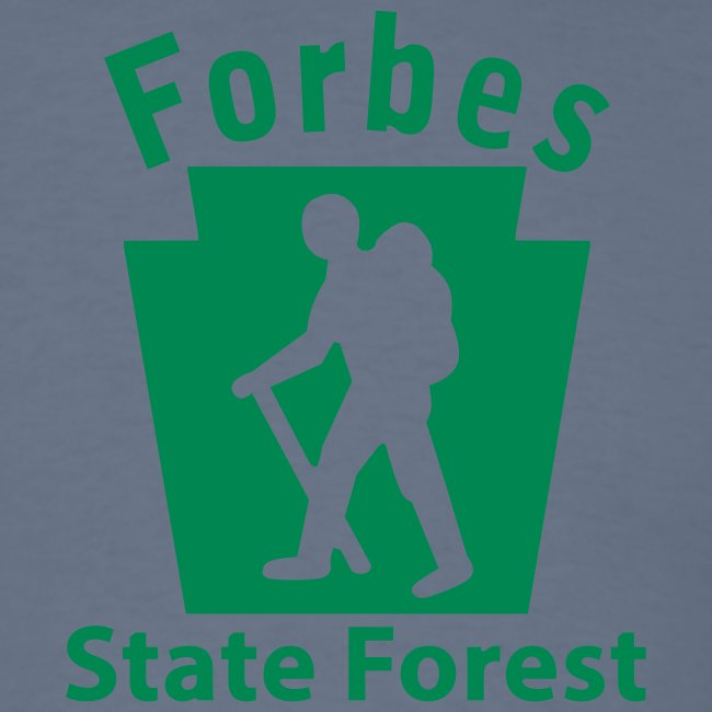Forbes State Forest Keystone Hiker male