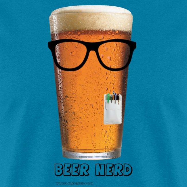 Beer Nerd Men's 3XL/4XL Hooded Sweatshirt