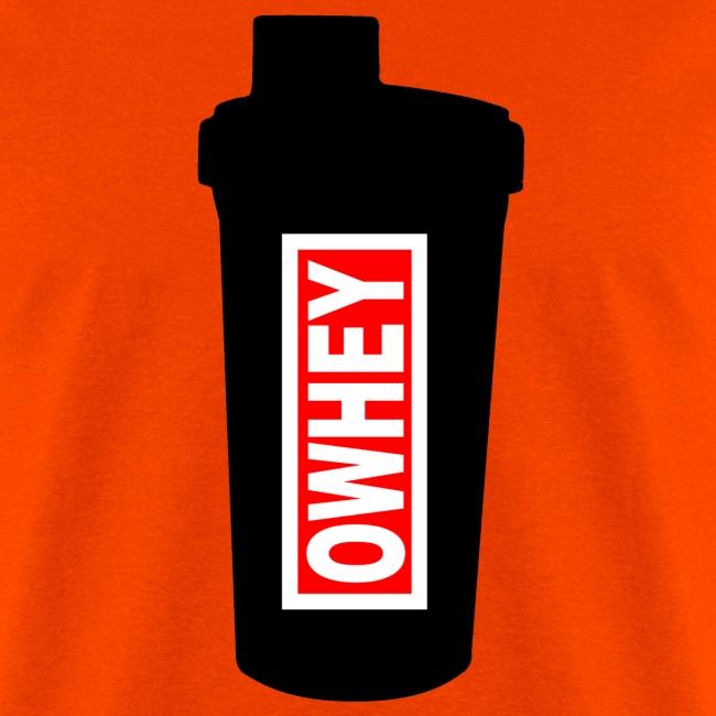 OWHEY Protein Shaker